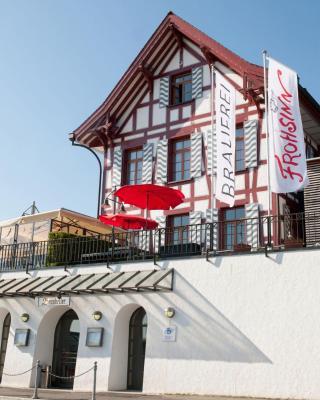 Hotel Brauerei Frohsinn