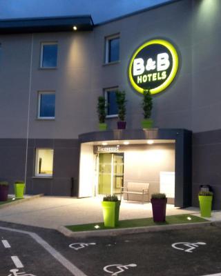 B&B Hôtel Clermont-Ferrand Nord Riom