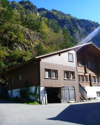 Ferienwohnung Berner Oberland - Guttannen