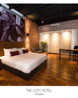 The Loft Hotel Downtown Yangon