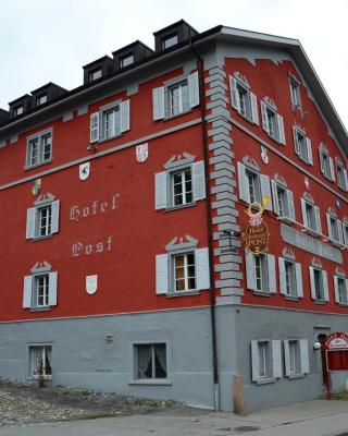Posthotel Churwalden