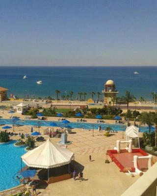 Two-Bedroom Apartment at Porto Sokhna Pyramids - Families Only
