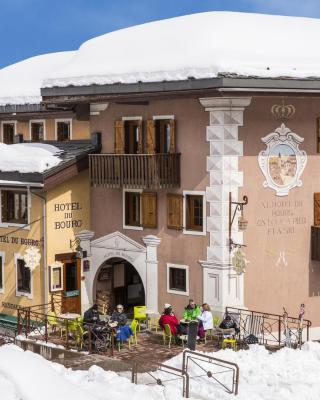 Hôtel du Bourg