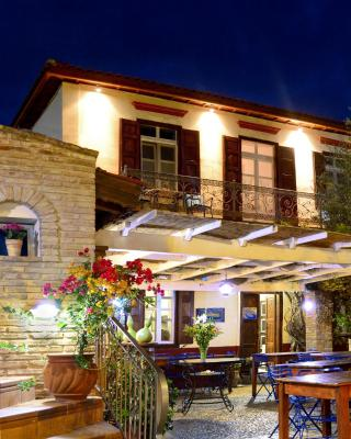 Ganimede Hotel, Galaxidi