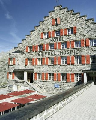 Historisches Alpinhotel Grimsel Hospiz