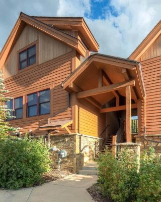 Three-Bedroom Townhome In Keystone at Antler's Gulch