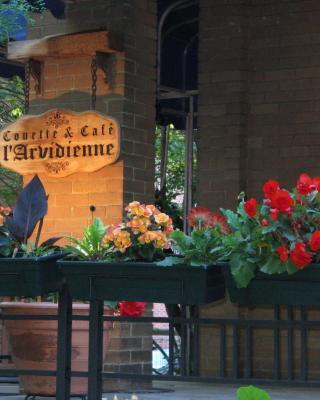 L'Arvidienne Couette et Café