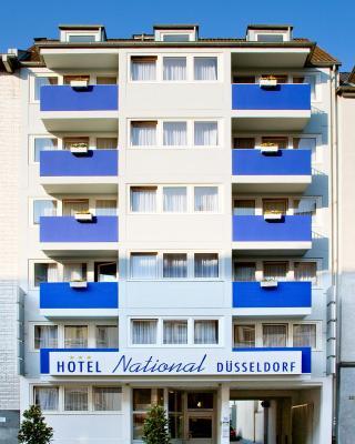 TIPTOP Hotel National Düsseldorf (Superior)