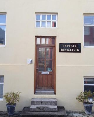 Captain Reykjavik Guesthouse Ránargata