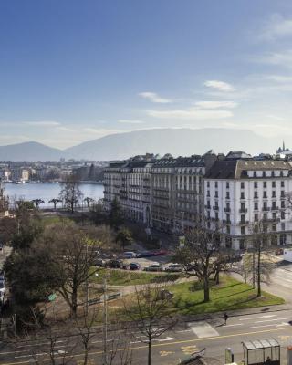 アパートホテル アダージョ ジュネーブ モンブラン