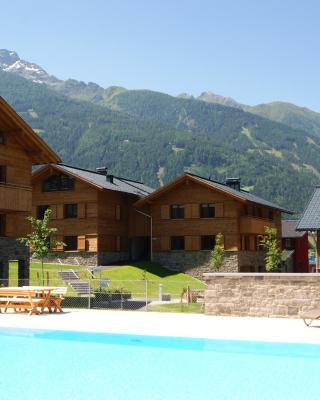 Alpinpark Lodges Matrei