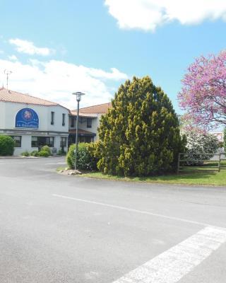 Inter-Hotel La Rochelle Est Le Beaulieu