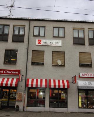 Slamba - Hostel Augsburg