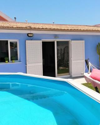 Family Villa 5 Minutes from the Beach