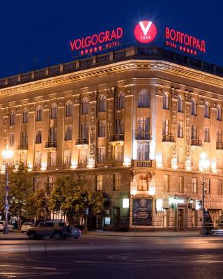 ホテル ヴォルゴグラード