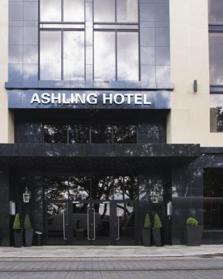 アシュリング ホテル ダブリン