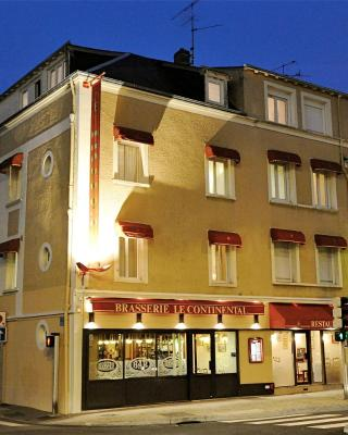 Logis Hotel Le Continental