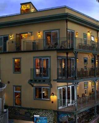 The Avalon Hotel in Catalina Island