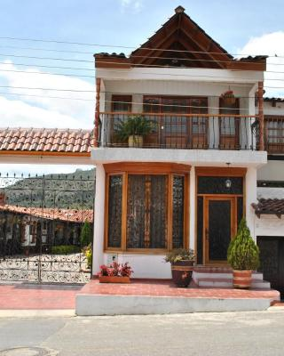 Hospedaje Quinta de Santa Ana