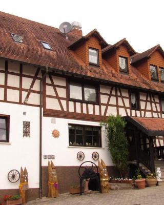 """Landgasthof & Pension """"Zur Schönen Aussicht"""""""