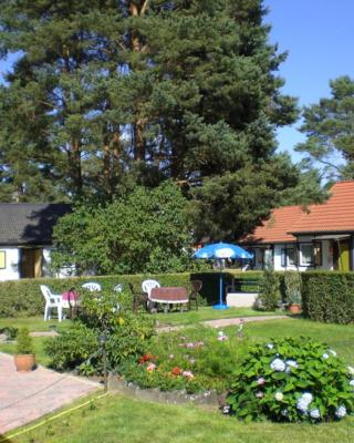 Bungalows am Bodstedter Bodden