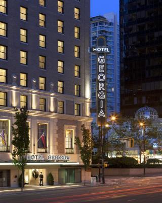 溫哥華瑰麗酒店