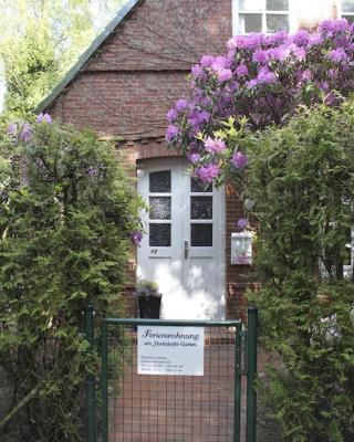 Ferienwohnung Hochdorfer Garten