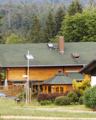 """Ferienhaus-Hotel """"Zur Grünen Oase"""""""