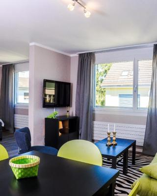 RELOC Serviced Apartments Zurich-Oerlikon