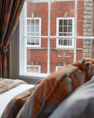 Lace Market Hotel Nottingham by Compass Hospitality