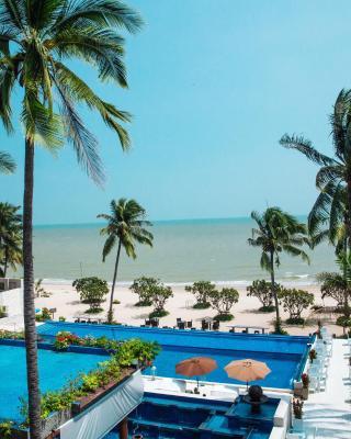 Dhevan Dara Beach Villa Kuiburi