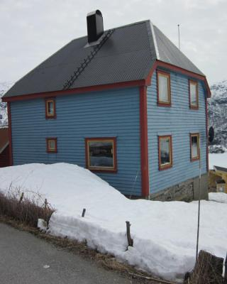 The blue house, Røldal
