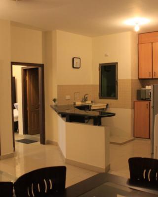 Mariners Base Apartments