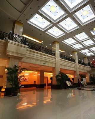 Huachi Yuehai Hotel