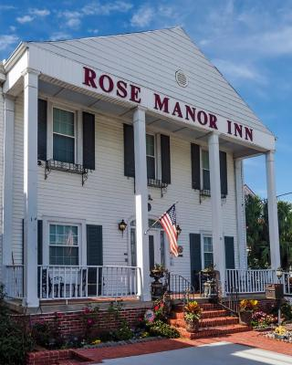 Rose Manor Bed & Breakfast
