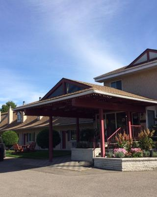 Motel des Pentes et Suites