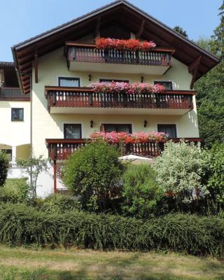 Ferienwohnung Waldoase am Fuchsenstein