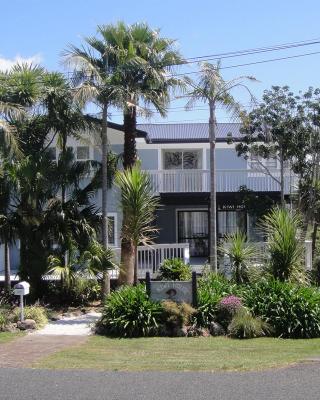 Kiwi House Waiheke
