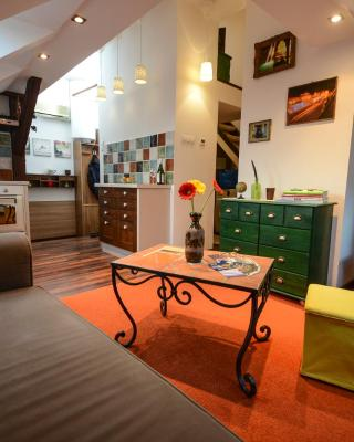 St. Gellért Square - Minilux Apartman