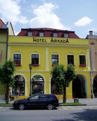 ホテル アルカダ