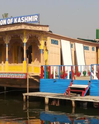 Houseboat Moon of Kashmir