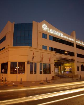 Lavender Hotel Sharjah (Previously Lords Hotel)