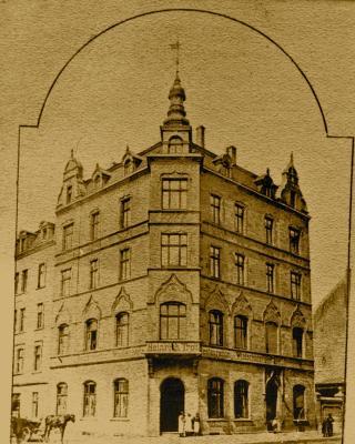BVB-Gründungshaus