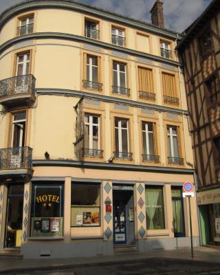 Hotel Arlequin Centre Historique
