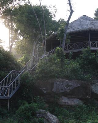 Monkey Maya Ream National Park