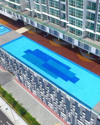 JB City Paragon Serviced Apartment