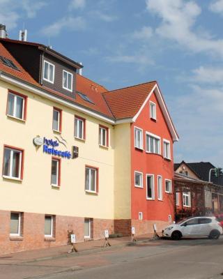 Hotel Ratscafe Ückeritz