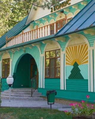 Belovezhskaya Pushcha Hotel complex Zharkovshina