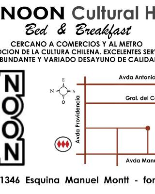 W. NooN Cultural Bed & Breakfast