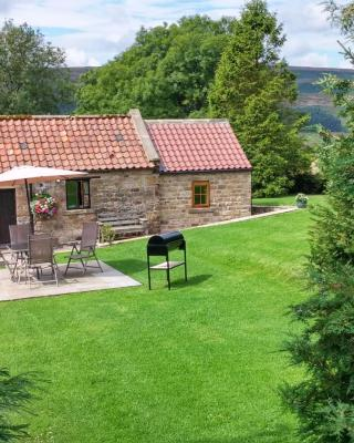Ann's Cottage and The Old Smithy